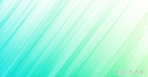 تصویر پس زمینه هندسی با رنگ سبز و آبی