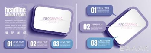 اینفوگرافیک 3 مرحلهای کسب و کار