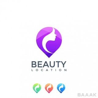 لوگوی لوکیشن سالن زیبایی زنان