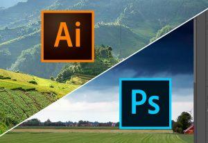 مقایسه فتوشاپ و ایلاستریتور – کدام نرم افزار برای ادیت و طراحی بهتر است؟