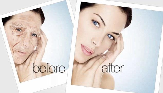 قبل و بعد تصویر فتوشاپی