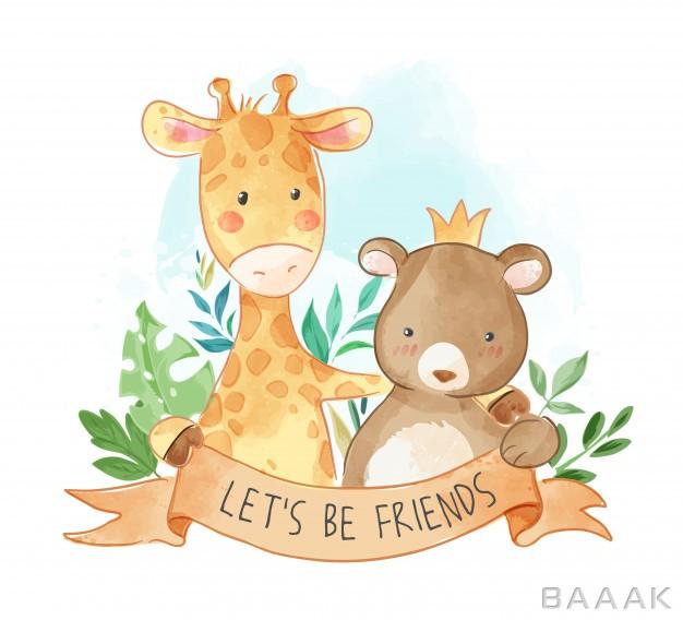 ایلوستریت-دوستی-حیوانات_623639429
