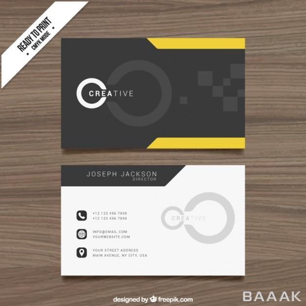 کارت-ویزیت-جذاب-و-مدرن-Creative-business-card_798105