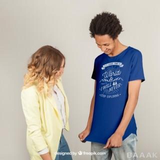 طرح تیشرت خاص T shirt print template