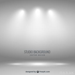 پس زمینه مدرن و خلاقانه Photography studio background