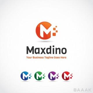 لوگو زیبا و جذاب Logo template design