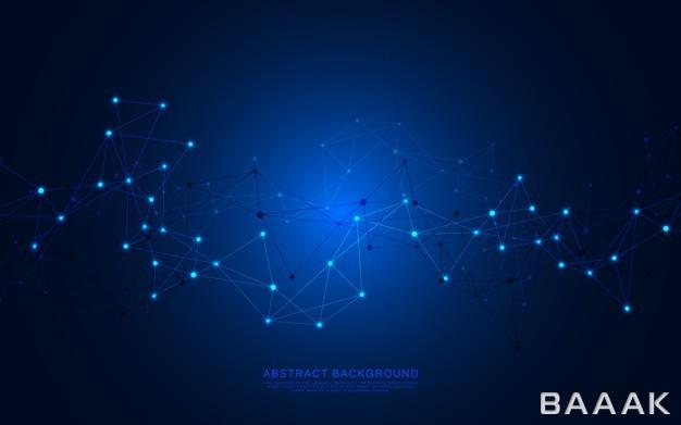 پس-زمینه-جذاب-آبی-رنگ-با-مفهوم-ارتباط-شبکه-ای-اینترنت_943457021