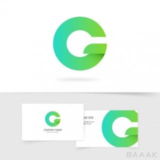 لوگوی آماده زیبا و خلاقانه