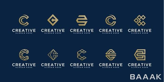 مجموعه-خلاقانه-ی-لوگوی-حرف-c_667010447