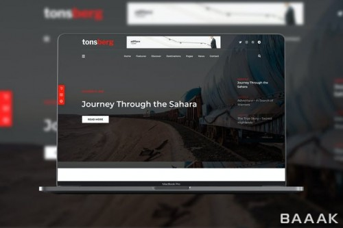 قالب وردپرس برای وبسایت و بلاگ های مسافرتی