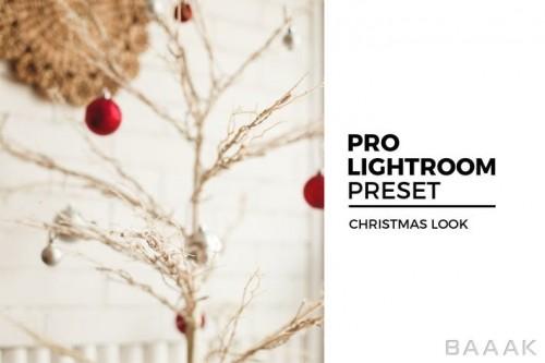 6 پریست حرفه ای لایت روم با تم کریسمس