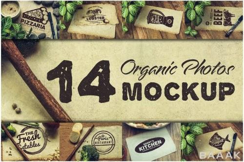 14 موکاپ عکس برای رستوران