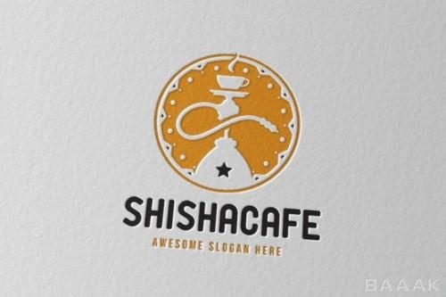 لوگوی کافه عربی