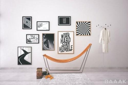 موکاپ دیوار هنری