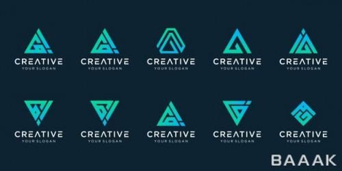 لوگوهای مونوگرامی