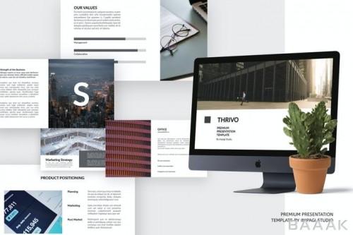 قالب ارائه گوگل اسلاید،کینوت و پاورپوینت مناسب انواع اهداف شخصی و تجاری