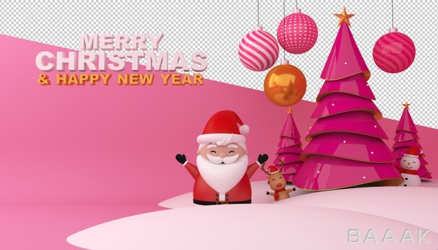 موکاپ-کارت-تبریک-کریسمس_399912207
