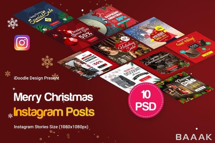 قالب-پست-اینستاگرام-با-موضوع-کریسمس_512542567