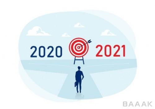 طرح مرد بین دوراهی 2020 و 2021