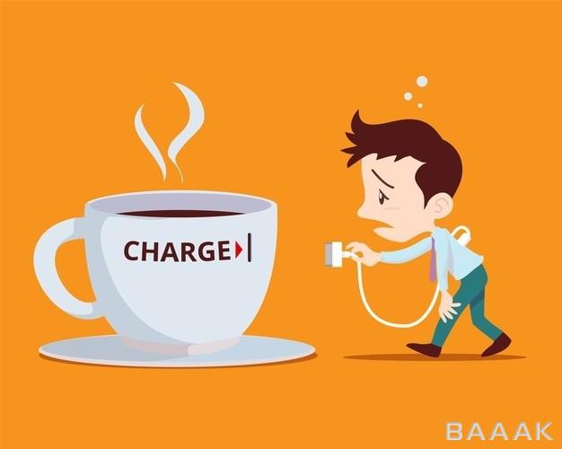 تصویر با مفهوم قهوه